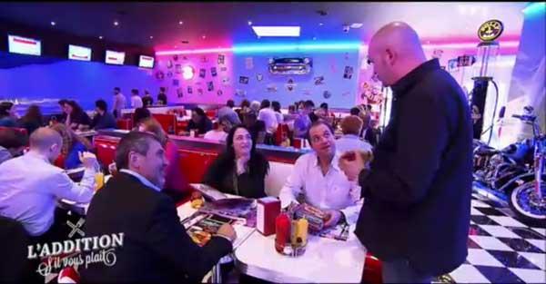 Didier et son resto américain avec son Empire Burger peut-il remporter l'addition SVP ?