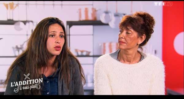 Marina et sa maman : un petit camion restaurant avec de la cuisine familiale et réunionnaise.