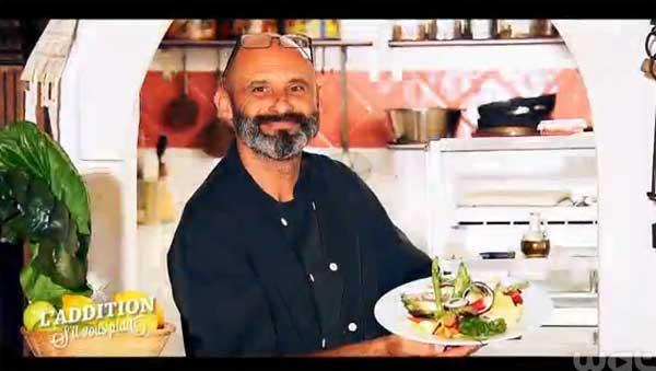 Adresse et commentaires sur  le restaurant de Luc de l'addition SVP et son potager
