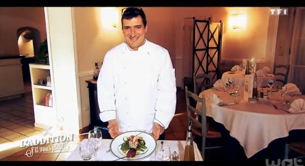 Avis et commentaires sur le restaurant de Gabriel de l'addition SVP à Marseille.