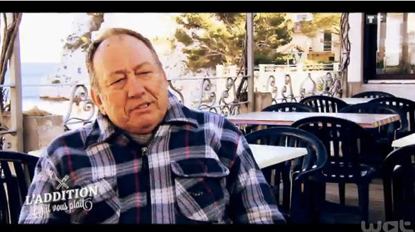 Avis et commentaires sur le restaurant de Christian de l'addition SVP à Marseille