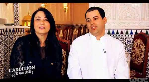 Adresse et avis pour le restaurant oriental de Myriam  de l'addition s'il vous plait