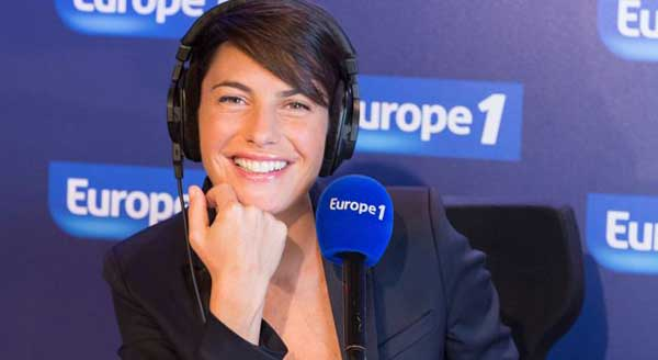 Départ d'Alessandra Sublet Europe 1 : elle quitte la radio
