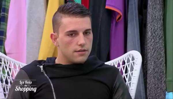 Avis et commentaires sur Anthony dans les rois du shopping de M6 #LRDS