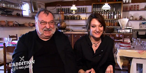 Fabien et sa fille peuvent ils être les gagnants de l'addition s'il vous plait de TF1