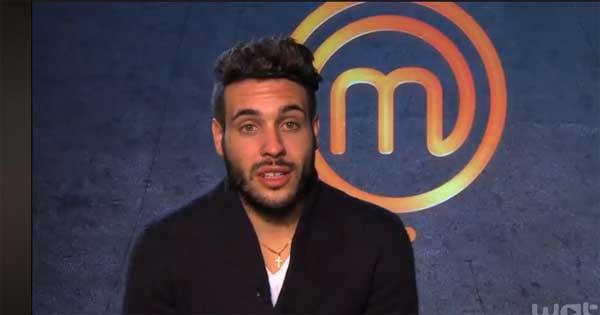 Avis sur Benoit dans Masterchef 2015 : le suisse est sélectionné.