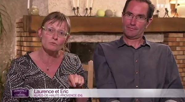 Laurence et Eric peuvent-ils remporter la compétition de l'hôtel ?