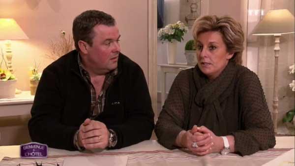Valérie et Christophe peuvent-ils gagner Bienvenue à l'hôtel malgré le 4 pour la chambre ?