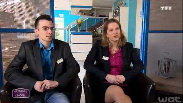 Hôtel Célia et Matthieu : adresse, avis de l'hôtel-restaurant de Bienvenue à l'hôtel