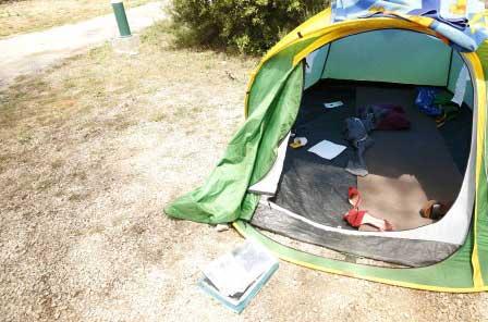 Les rois du camping M6 : les avis et commentaires / Crédit : Marie ETCHEGOYEN/M6