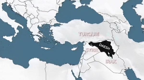 Enquête de Capital sur Daesh : qui finance le terrorisme ? - Diffusé à 20h55 sur M6 le 14/06/2015 - capture M6