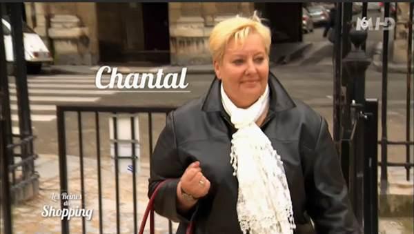 Le shopping de Chantal les reines du shopping pour le dîner avec le capitaine / les boutiques de Chantal grandes tailles