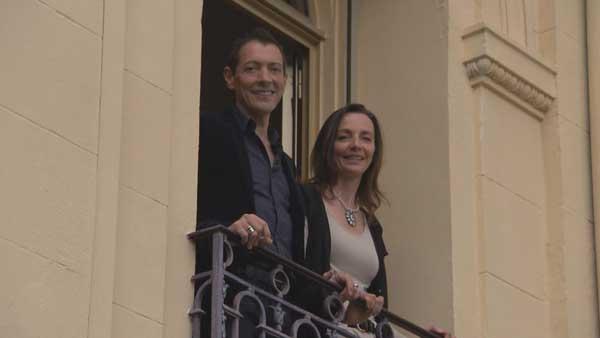 Adresse et avis sur l'hôtel de Christine et Patrick de Bienvenue à l'hôtel / Photo TF1