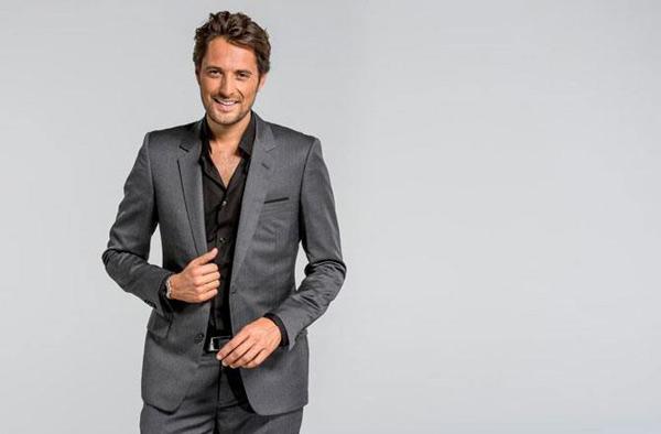 Avis et commentaires sur le départ de Vincent Cerutti de Danse avec les stars 2015 / Photo TF1