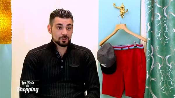 Damien dans les rois du shopping ;)