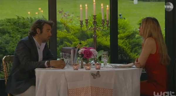 Hélène et Nicolas le couple de retour dans les mystères de l'amour saison 9 en 2015