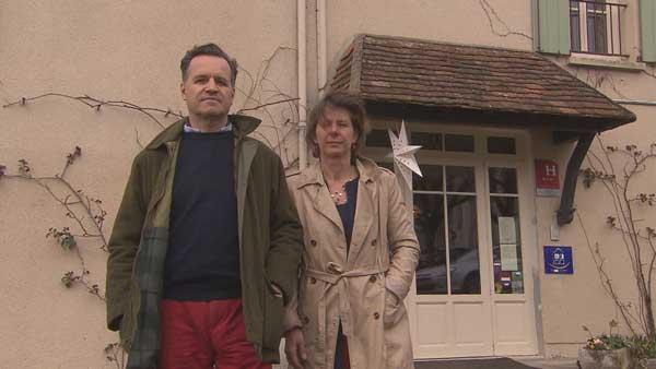 Isabelle et Philippe de Bienvenue à l'hôtel / Crédit photo TF1