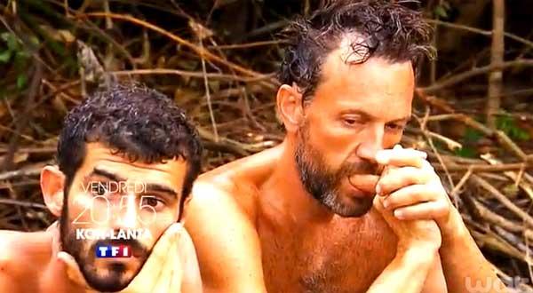Marc éliminé de Koh Lanta ? Cédric pense qu'il a peu de chance de s'en sortir