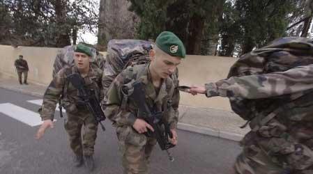 Avis et commentaires sur Zone interdite de la légion étrangère du 21 juin 2015
