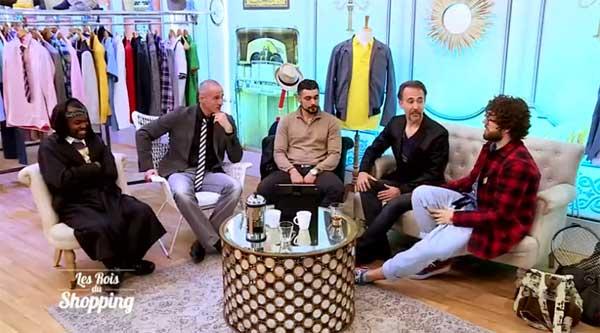 Les rois du shopping vont faire le show en seconde semaine? Giovanni? Loic ou encore Christian?