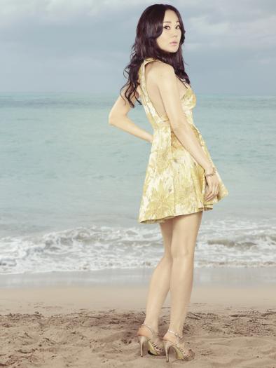Karen Kim de Mistresses saison 3 (ABC/Bob D'Amico)