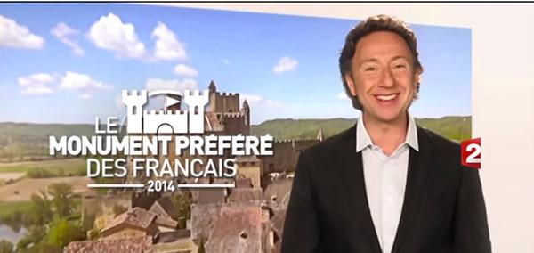 Accident de Lilou Cap Ferret pour Le monument préféré des français de France 2
