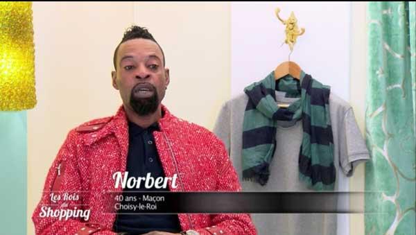 Avis sur Norbert des rois du shopping de M6 #LRDS
