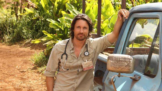 Mark Henderson le nouveau chouchou dans Grey's Anatomy saison 12 / Photo ABC