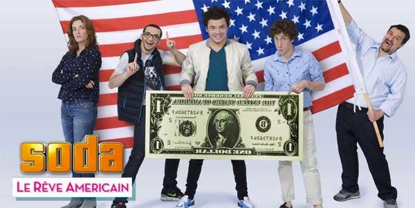 Avis sur Soda le rêve américain : le dernier volet de la série Soda