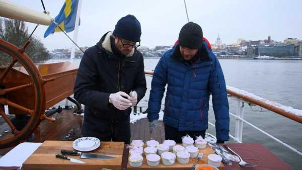 La tournée des popotes en Suede le 18 juin : vos avis sur les recettes et spécialités