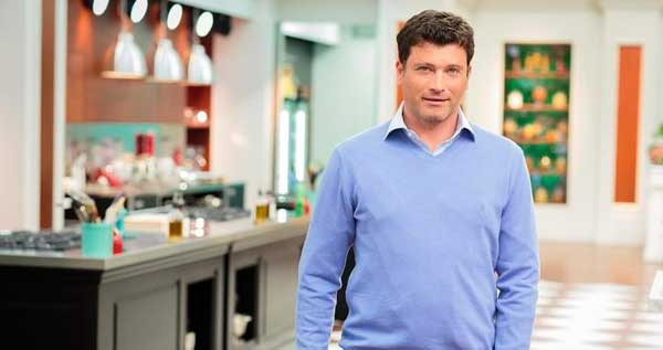 Yannick Delpech le chef sexy de Masterchef 2015  / photo TF1