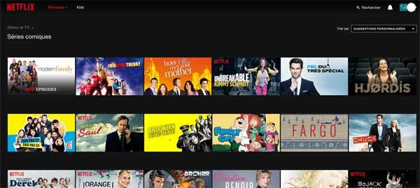 Quel prix pour Netflix France? Une hausse en vue ?