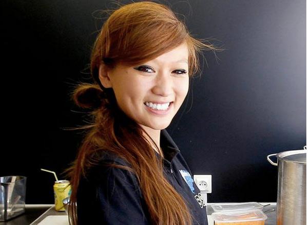 Nouvelle chroniqueuse TPMP sur D8 avec Nathalie Nguyen
