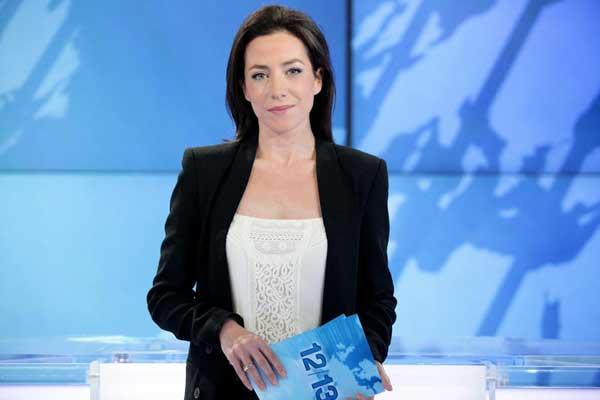 Vos avis sur Virna Sacchi au Soir de France 3 / Photo Charlotte Schouboe - FTV