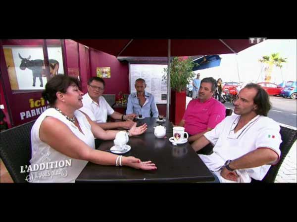 La brasserie de Phillippe gagnante de l'addition s'il vous plait sur Nice ?