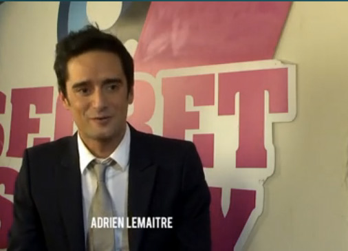 Adrien Lemaitre dans l'after secret story 9 sur TF1