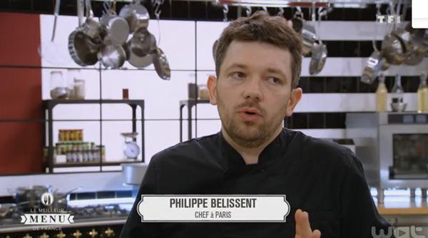 Philippe Belissent dans Le meilleur menu de France  Ile de France : avis et commentaires
