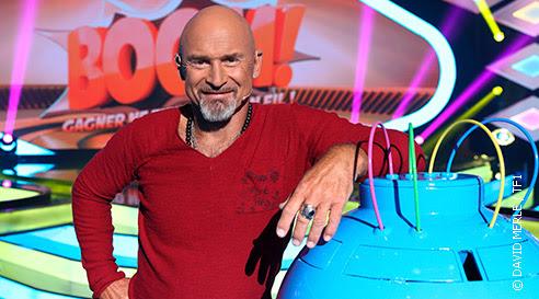 Quelle audience pour Boom sur TF1 avec  Lagaf ?