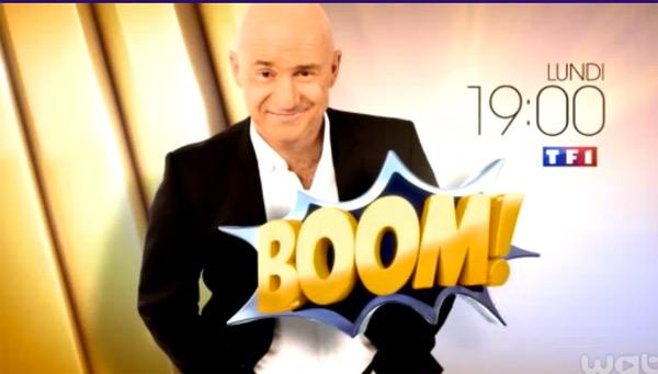 Le jeu Boom de TF1 avec Lagaf : vos avis et réactions vs Wish List