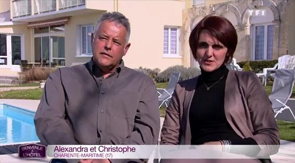 Alexandra et Christophe peuvent-ils gagner Bienvenue à l'hôtel de TF1