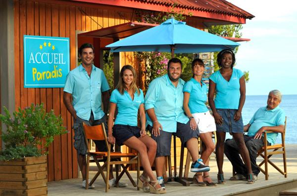 Une rediffusion de Camping Paradis le 28 juillet 2015