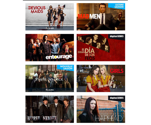 Le catalogue des séries Canal Play : quelles séries on retrouve en streaming ?