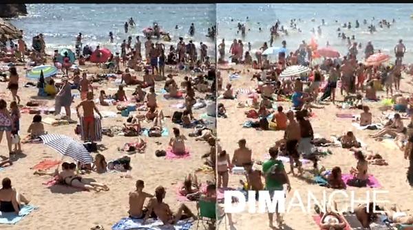Le luxe en vacances pour Capital sur M6 le 26/07
