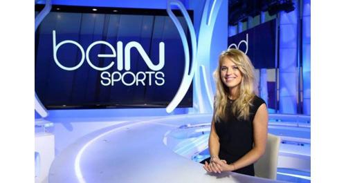 Avis et commentaires sur Claire Arnoux dans Bein Sports à la rentrée 2015