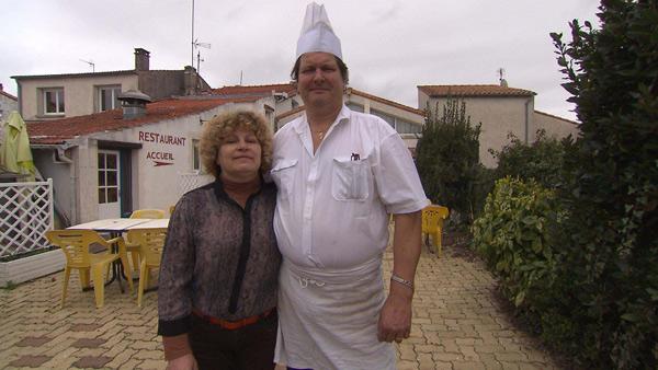 Avis et commentaires sur l'hôtel de Claudine et Philippe sur TF1 / Crédit photo TF1