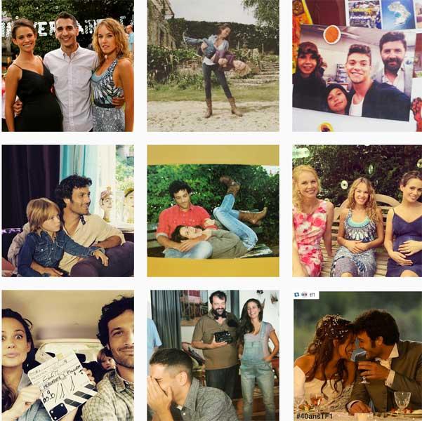 Les photo de Clem saison 6 / Capture écran Instagram officiel