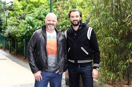 Philippe Etchebest et Cyril Lignac les stars cuisine de la grille M6 pour la rentrée 2015/2016 ? / Crédit : Aurelien FAIDY/M6