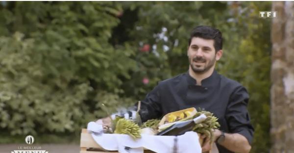 Fabrice Mignot dans le meilleur menu de France sur TF1
