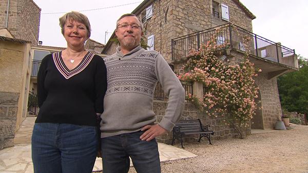 Avis et adresse maison d'hôtes Françoise et Jean Marc de Bienvenue chez nous / Crédit photo TF1