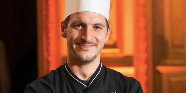 Gregory Quéré dans le grand pâtissier 2015  (saison 3) sur France 2